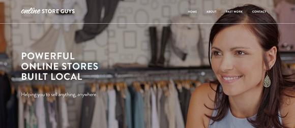 Online Store Designer